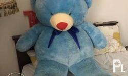 1 year old Blue Magic teddy bear. Price is negotiable.