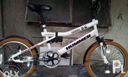 Hummer bike *limited edition hummer bike *all parts are