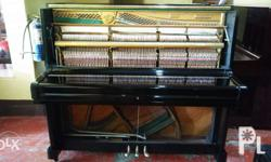 Hurogel Upright Piano 2 Years warranty FREE service of