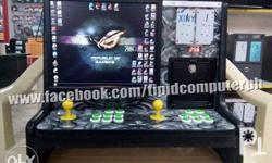 Hybrid 2in1 Arcade Table Top Quick Specs: Amd A4-6300