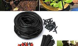 "Vinyl PVC material 1/4"" micro tubing. Automatic Plant"