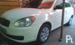 -Accent CRDi,2010model,Manual,Diesel -Complete