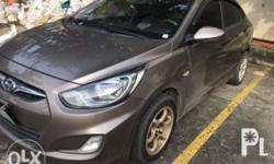 HYUNDAI ACCENT 2011 *M/T *MAGS *In Good Condition
