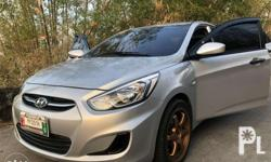 Hyundai Accent 2016 14k mileage Manual Transmission