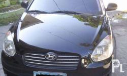 Hyundai Accent Diesel CRDI 1.5 2010 model black Sobrang