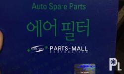 Hyundai accent engine air filter (oem) 350 only Fixed