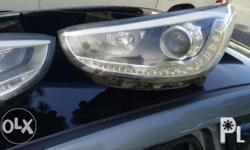 Hyundai Accent Headlight Projector Type Pair for only