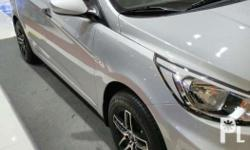 Hyundai Accent SE 1.4L M/T All in downpayment: 18k