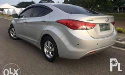 Hyundai Elantra 2011 Model Facelift 1.6 manual