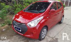 For sale: 2014 Hyundai Eon, manual transmission 1st