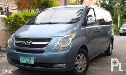 2008 Hyundai Grand Starex Manual Transmission 2.5