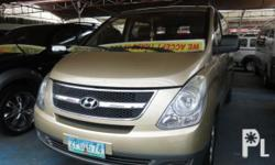 Vehicle Options 2008 Hyundai Grand Starex Year: 2008