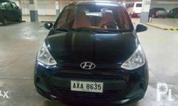 Rush sale!!! Hyundai i10 grand 2014 model AUTOMATIC.