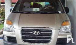 I want to sell my Hyundai Starex Van 2006 model, A/T,9