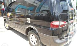 Excellent running condtion hyundai starex color black
