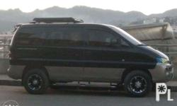 99mdl hyundai starex 4x4(local) original manual limited