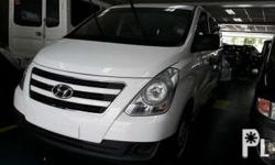 Hyundai Starex mt seatless all in promo Srp 1,248,000