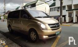 2009 Hyundai Grand Starex CRDi VGT (Top of the line
