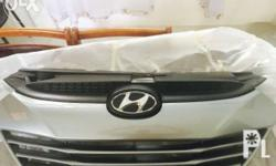 2014 hyundai tucson grille Color: hyper metallic Looks
