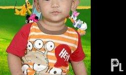 I am REIGN EVERARD CHOU from Nueva Ecija. I am 1 year