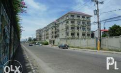 1 Bedroom condo unit semi furnished at Valley Mansions