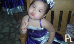 mybaby can dance, act and sing.. she is very active..