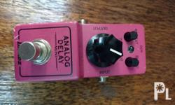 Classic Ibanez 9 Series pedal tone is back in a big