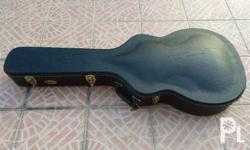 The Ibanez AS-C hardshell case is a perfect fit for all