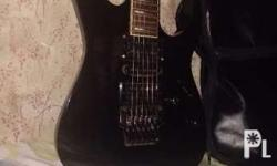 for sale ibanez electric guitar price is negotiable