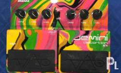 OVERVIEW The sound of Steve Vai! The Ibanez Jemini
