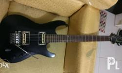 Selling used Ibanez S320 electric guitar w/ seymour