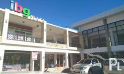IBG Plaza is a two-storey Commercial Building Located