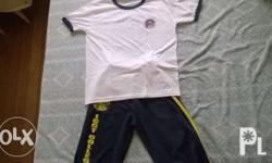 pe uniform pants and Shirt Size Medium Meet-up Cainta