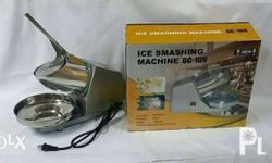 Ice crusher for sale. 300 watts. We deliver within