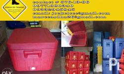 ice box cooler made from heavyduty plastic standard