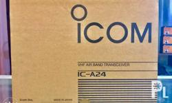 Icom A24 Aviation For Aviation use only We Ship