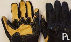 Icon Hypersport Pro Short Gloves (medium) from the USA.