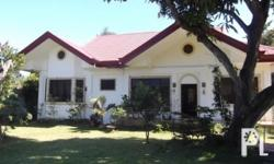 4 bedroom House and Lot for Sale in Dumaguete City This