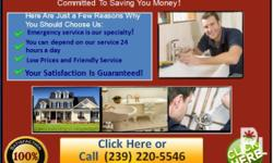 If you have an emergency and need a 24 hour plumber
