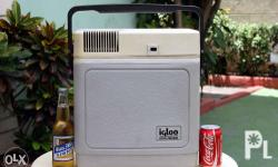 This Igloo thermoelectric cooler is perfect for cars,