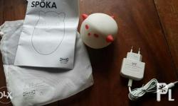 IKEA LIMITED EDITION SPOKA COLOR CHANGING RECHARGEABLE