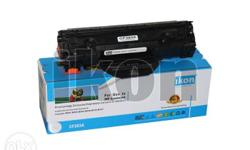 Ikon CF283A toner compatible for HP printer with a