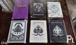 includes: *Bicycle Guardians Playing cards *Bicycle