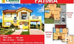 House Model: FATIMA Features: 4 Bedroom, 1 maid's room,
