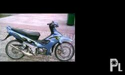 Description IM LOOKING FOR A YAMAHA 125ZR AS IN YAMAHA