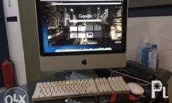 Price: 28,000 Imac 21.5 inch screen for affordable