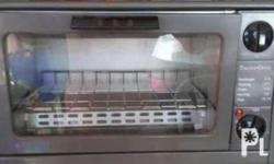 Imarflex oven toaster Wide Model 220v local purchased