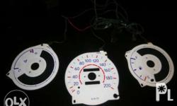 Indiglo gauge for Corolla XE and XL models