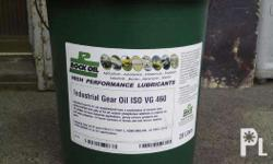 Industrial Gear Oil EP are manufactured from a