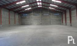 Industrial Warehouse for Lease in Bulacan Property